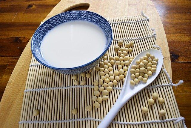 レシチンが豊富な大豆
